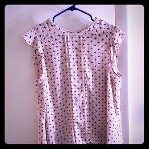 Womens Elle cap sleeve blouse size XXL